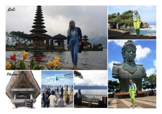 AA Medan dan Bali